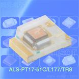 ALS-PT17-51C-L177-TR8環境光光敏感應管