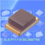ALS-PT17-51NB-L369-TR8模擬信號輸出的光敏管