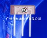PLR137光纖接收頭LED