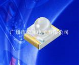 42-21A/GHC-YX1Y2N/2T带直径1.8mm透镜的绿光贴片LED