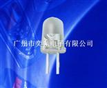 7343-2SURC/S400-A9超亮紅光Ф5插件LED