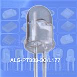 5mm圆头ALS-PT333-3C/L177插件型光敏管