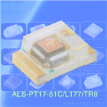 ALS-PT17-51C/L177/TR8贴片光敏管