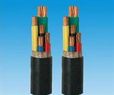 矿用控制电缆MKVVR4*1.0