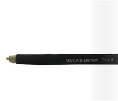 MKVVR5X1.0矿用控制电缆