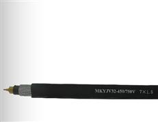 煤矿用阻燃控制电缆MKVVR 4×1.5