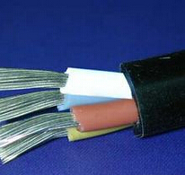矿用屏蔽控制软电缆MKVVRP4*0.75