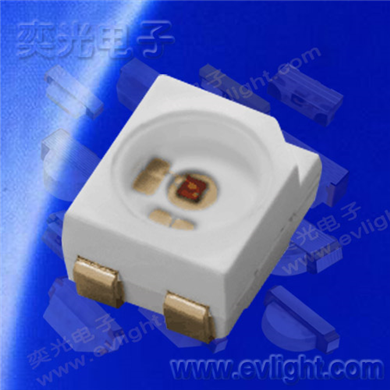 67-41-SR0501H-AM車規紅光3528貼片LED