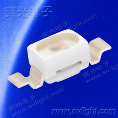 65-21-G6C-AQ1R2B-2AA小蝴蝶狀的黃綠光2214貼片LED
