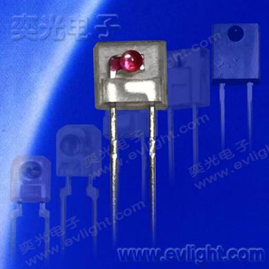 槽形光耦專用IR928-6C側向型發射管