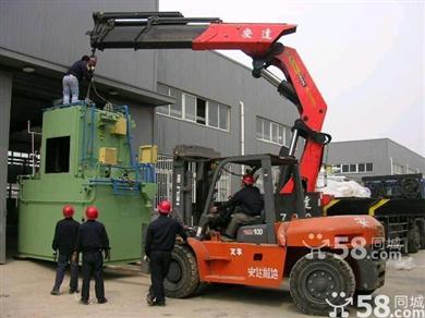机械吊装搬迁服务