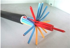 KVVR32-2*0.75铜芯控制软电缆