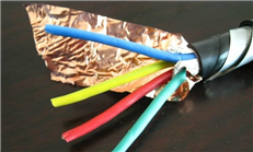 KVVRP控制电缆2X0.75