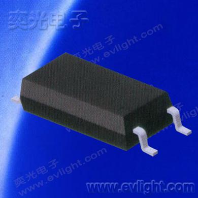 EL1117-G長軸5Pin貼片晶體管型長爬電距離光耦