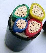 VLV交联电力电缆3*120+2*70MM2
