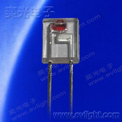 紅點透鏡的IR908-7C紅外線發射管