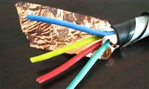 行车控制电缆KVVRC-10×1.5㎜²