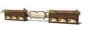 青海西宁塑木地板施工安装--西安户县森木新型塑木厂