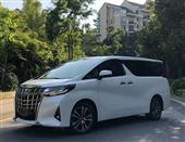 新款丰田阿尔法租车