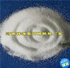 阴离子聚丙烯酰胺(PAM)主要用途