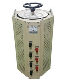 三相调压器0~600V可调