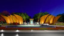 清迈The Fresh City 豪华小区