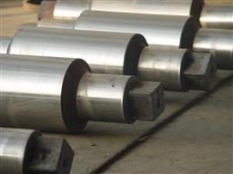 9Cr2MoV轧辊钢 电渣重熔锭 工作辊 托辊 辊轴 活塞钢锻材 球化退火锻件