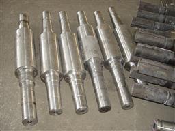 21CrMoV5-11轧辊钢、 辊轴工作辊 、电渣重熔锭、出口锻件