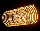 ArtNet pixel led circle tube