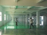 环氧砂浆地坪涂装