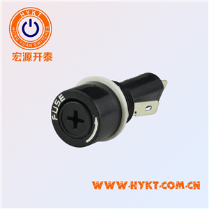 6*30mm保险丝座FH15-22A