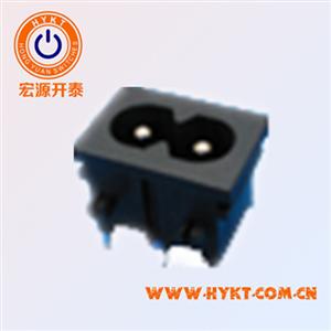八字座S-01-02A电源插座