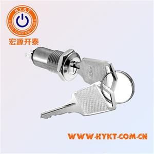 供应台湾高品质各类机械电源锁/电子锁/转舌锁/档板锁/按压锁ROHS