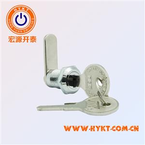 供应台湾S333系列电源锁 双拔电动车机械锁 16mm摩托车用电子锁