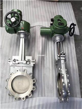 江苏MPZ973W-10P矿用防爆电动刀型排渣阀