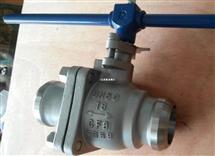 Q61H-25C Q61H-40C铸钢分体式焊接球阀