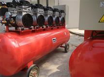 勁豹SLH300惠州市食品行業無油空壓機