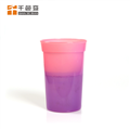 紫变粉红温变粉 31度有色变有色 手摸变色粉可调油墨 油漆