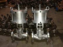 WJ641W-25P DN150不锈钢气动波纹管截止阀