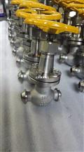J61F-150LBP不锈钢美标液氨焊接截止阀