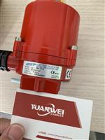 韩国ginice电动执行器替代美国honeywell电动执行器,GSH-110
