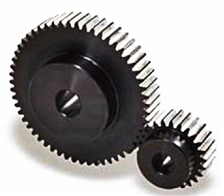 英制磨齿圆柱齿轮系列