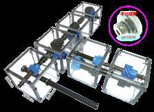 KHK齿轮组合套件GCU系列