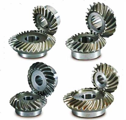 高精度磨齿螺旋伞齿轮系列