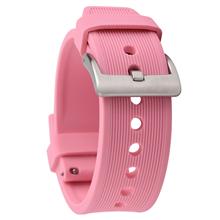 定制款782# 电商平台热卖款完美贴合手腕硅胶表带 20mm 22mm 24mm 三和兴表带