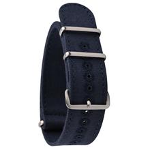 帆布表带两种款式:常规款和俐仔孔特别款 三和兴表带