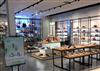 鞋店不锈钢展示架