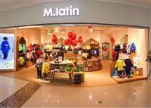 商场儿童服装展柜