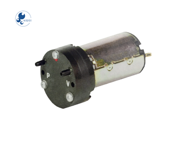 SHZ-02 微型真空旋片泵