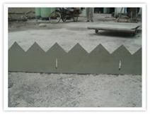 玻璃钢堰板,溢流槽